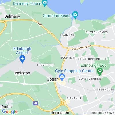 Cammo House Location