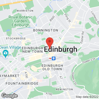 Map of Michael Kors at 26 Multrees Walk, Edinburgh, EDH EH1 3DQ