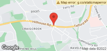 Map of Fleur Of Blackhall at 7 Telford Road, Edinburgh, Midlothian EH4 2AQ