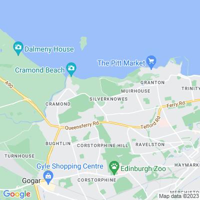 Lauriston Castle Location