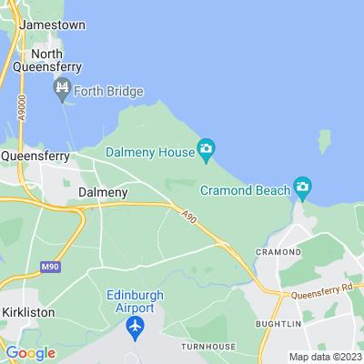 Dalmeny Location