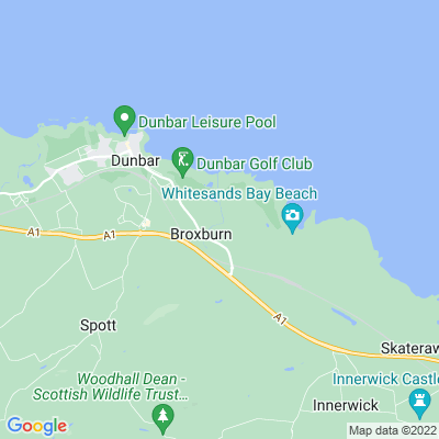 Broxmouth Park Location