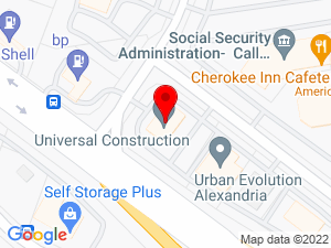 Google Map of Wesley Housing Development Corporation