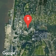 Satellite Map of 555  Broadway 1I, Hastings-on-Hudson, NY 10706