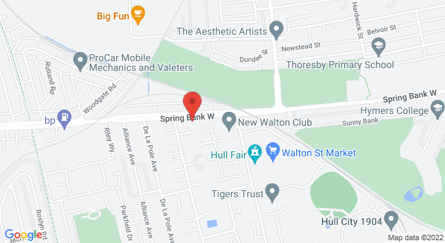 557-563 Spring Bank West, Hull, Kingston upon Hull, HU3 6LD