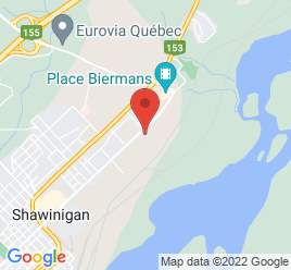 Google Map of 5570%2C+boulevard+Royal%2CShawinigan%2CQuebec+G9N+4R8
