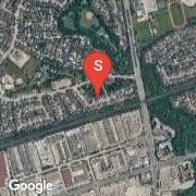 Satellite Map of 56 Riviera Dr, Vaughan, On