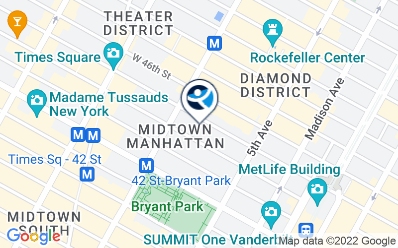 Midtown Center for Treatment and Research Location and Directions