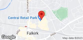 Halfords Falkirk location