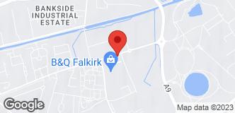 Martin Plant Hire (Falkirk) location