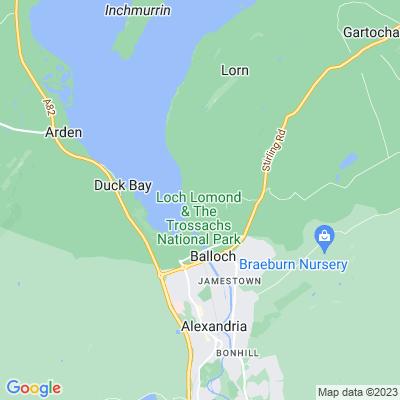 Balloch Location