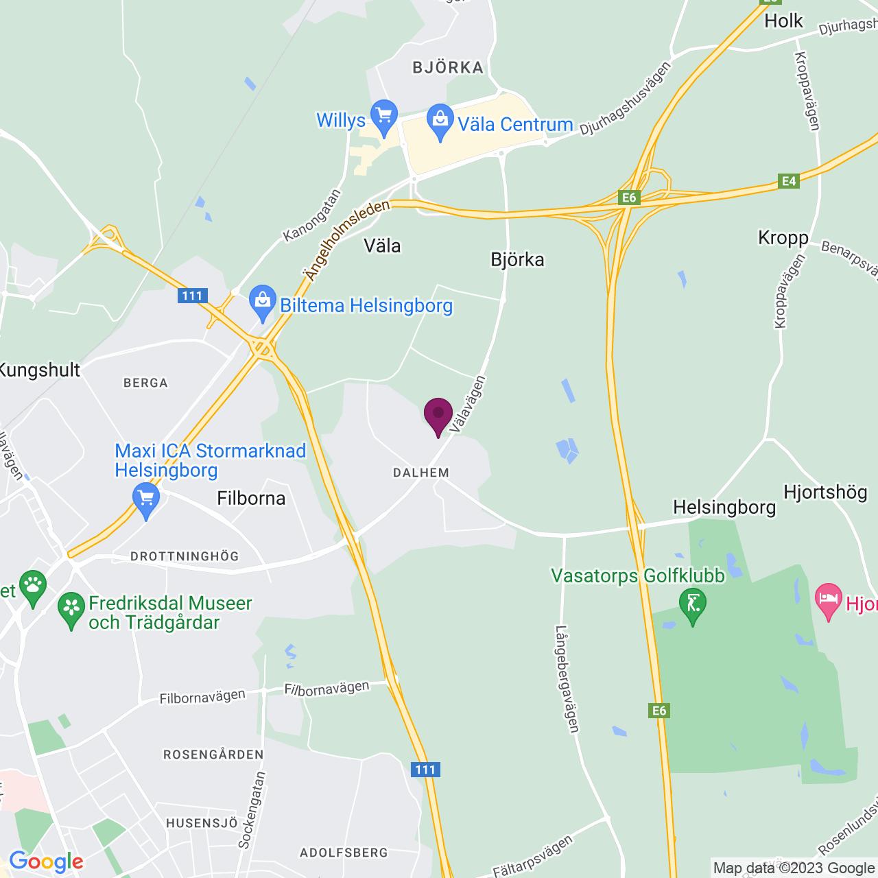 Karta över Mogatan 4