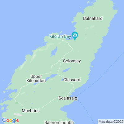 Colonsay House Location