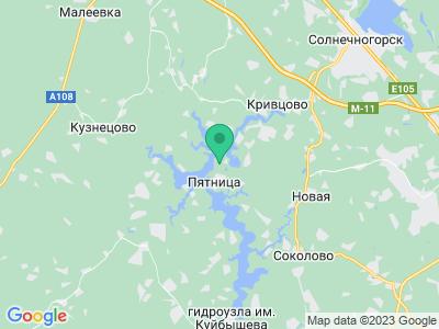 Карта Аэродром Шевлино