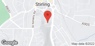 Russell Gas (Stirling) location