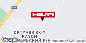 Региональный представитель Hilti в г. Владимир