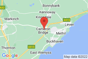 NHS Fife Health Promotion Information & Resources Centre on the map