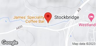 Stirling Bottle Gas location