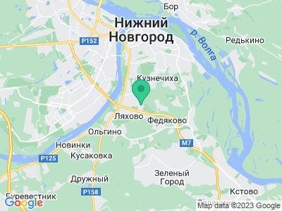 Схема проезда ВолгаТрейд