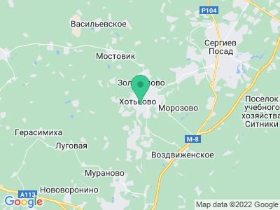 Схема проезда Poroshin Camper