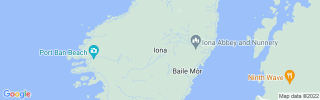 Map Of Iona