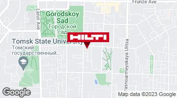 Региональный представитель Hilti в г. Томск
