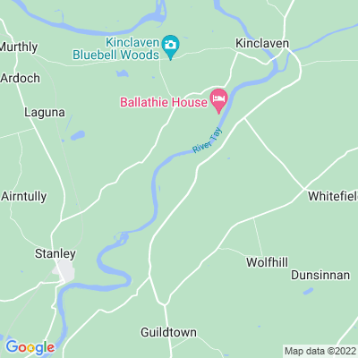 Stobhall Location