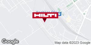 Региональный представитель Hilti в г. Чебоксары