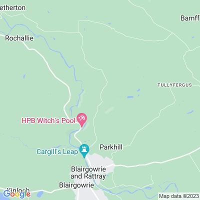 Craighall Rattray Location
