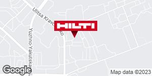 Региональный представитель Hilti в г. Якутск