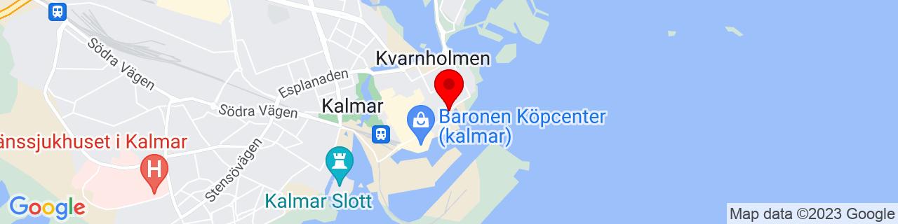 Google Map of 56.66305555566827, 16.368559361993448