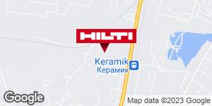 Региональный представитель Hilti в г. Каменск-Уральский