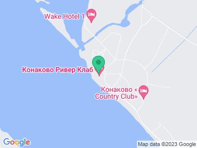 Карта Конаково Ривер Клаб