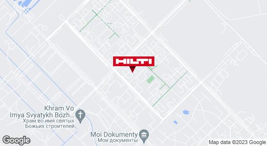 Зона самовывоза на складе Hilti в г. Екатеринбург