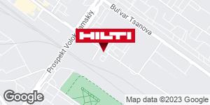 Региональный представитель Hilti в г. Тверь