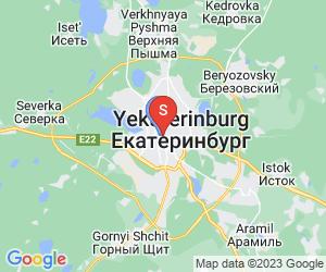 Karte für Moskovskaya Gorka