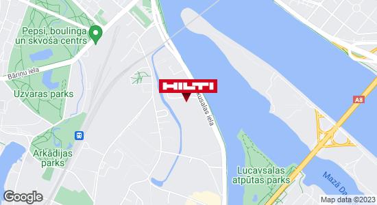 Hilti Veikals Latvija