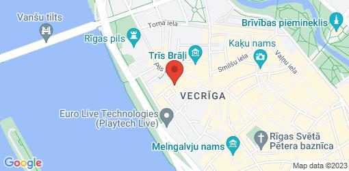 Directions to Valtera Restorāns