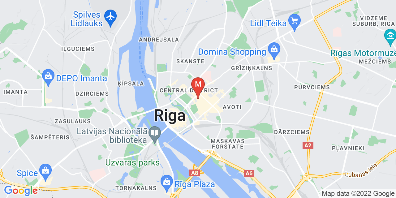 MyFitness Galleria Riga