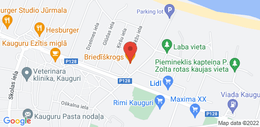 Directions to Briedīškrogs