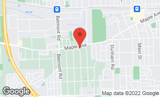 Map of 5600 Sherman Avenue DOWNERS GROVE, IL 60516
