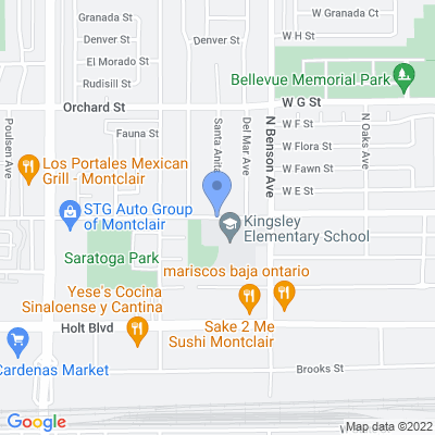 5601-5655 Kingsley St, Montclair, CA 91763, USA