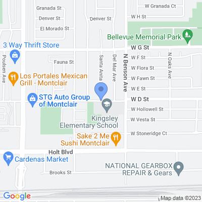 5601-5655 Kingsley St, Montclair, CA 91763, USA