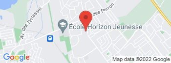 Google Map of 5606+BOUL.+DES+LAURENTIDES%2CLaval%2CQuebec+H7K+2K2