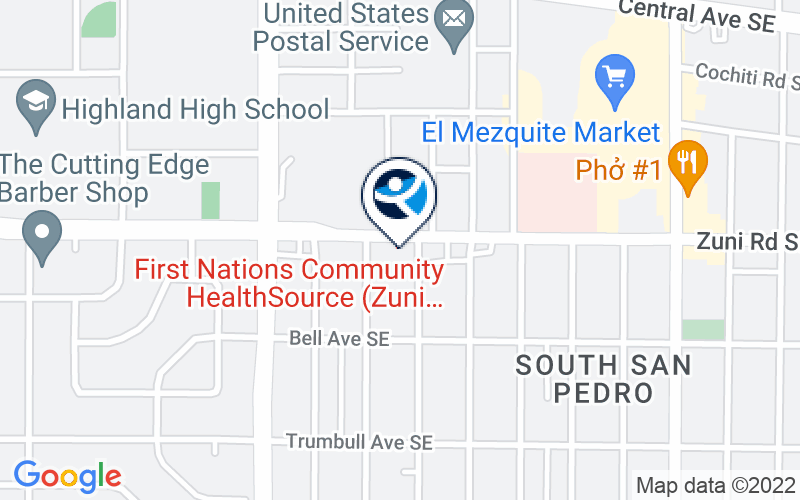 First Nations Community Healthsource - Zuni Clinic Location and Directions