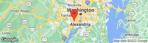 Map of 5614 BLOOMFIELD DRIVE #204 ALEXANDRIA, VA 22312