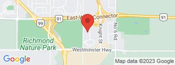 Google Map of 5631+Parkwood+Way%2CRichmond%2CBritish+Columbia+V6V+2M6