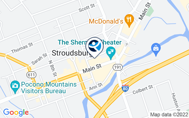 Redco Group - Stroudsburg Location and Directions