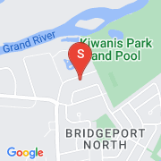 Road Map of 565 KIWANIS PARK Drive, Kitchener, Ontario