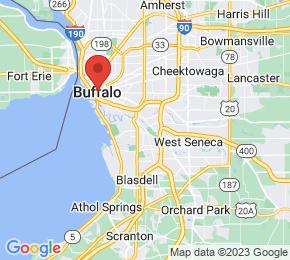 Job Map - 565 ABBOTT ROAD Buffalo, New York 14220 US